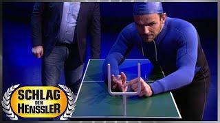 Spiel 6 - Finger Football - Schlag den Henssler
