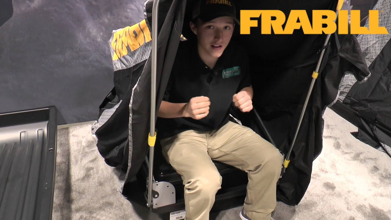 Frabill Recon Portable Ice Shelter Review