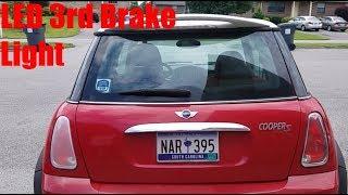 homepage tile video photo for R53 Mini LED 3rd Brake Light