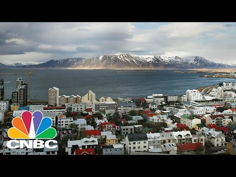 Why Iceland's Unique Properties Make It A Goldmine For Genetics Research | Squawk Box | CNBC