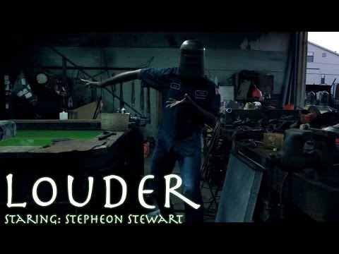 Louder Dubstep Dance by Stepheon Holotype Stewart  (Flux Pavilion)