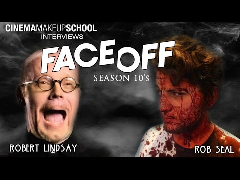Interview with Face Off Season 10s Rob Seal and Robert Lindsay!