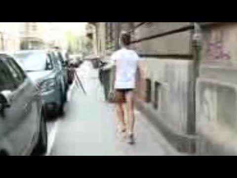 HODAO SAM GOL PO GRADU - IZAZOVI ME #2 | Davor Gerbus