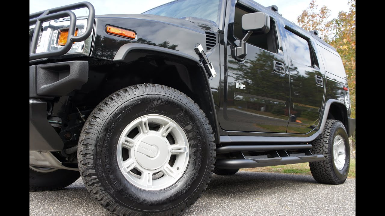 2005 Hummer H2 For Sale Moon Roof Like Brand New ONLY 134 MILES