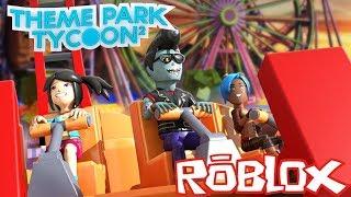 Roblox NOOB vs PRO dans THEME PARK TYCOON 2