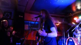 CANCER - BLOODBATH, CFC & HUNG, DRAWN AND QUARTERED (LIVE IN TELFORD 2/5/14)