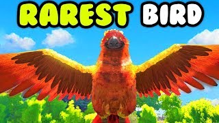 Taming the RAREST Creature in ARK!! (Ark Survival Evolved)