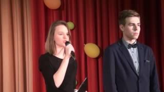 ШКОЛА 2100. Весенний концерт в ОП №2 10.03.2017