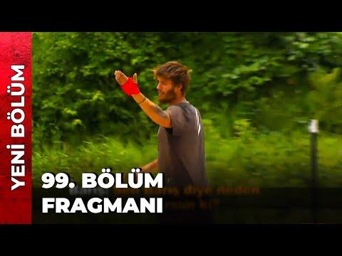 SURVİVOR 99. BÖLÜM FRAGMANI | YOK BÖYLE YARIŞ!
