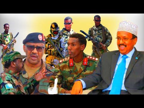Deg Deg Amisom Oo Somalia Ka Baxaysa, Hub Aruursiga Mucaaradka