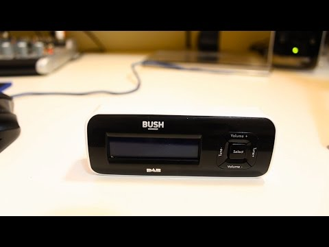 Bush DAB Radio: Review