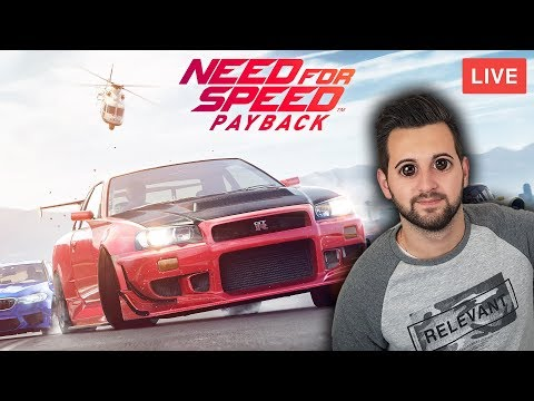 🔴 NASTAVLJAMO DALJE: Need For Speed Payback Stream #2