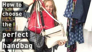 The perfect bag for women over 40 - how to choose a handbag for women over 40