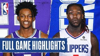 KINGS at CLIPPERS   FULL GAME HIGHLIGHTS   January 30, 2020