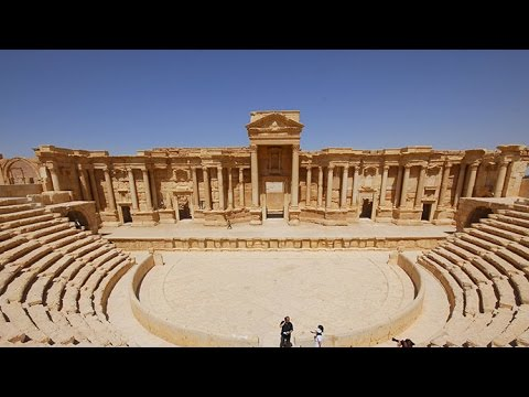 ISIS destroys part of Roman theater in Palmyra – Syrian antiquities chief