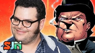 Josh Gad As…The Penguin?!