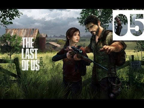 THE LAST OF US #05 - Ellie schmuggeln?! [HD] Let's Play The Last of Us