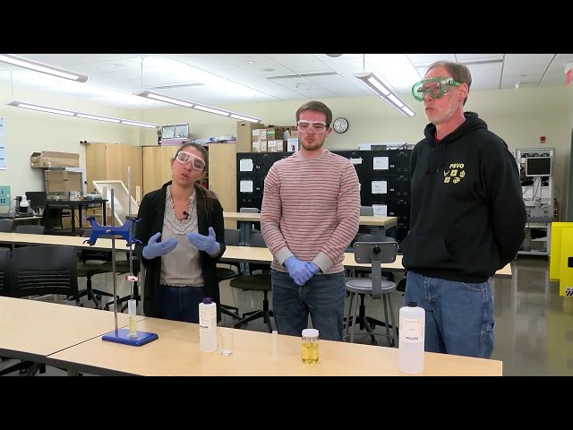 Biodiesel: Measuring Soap Content - Part 3