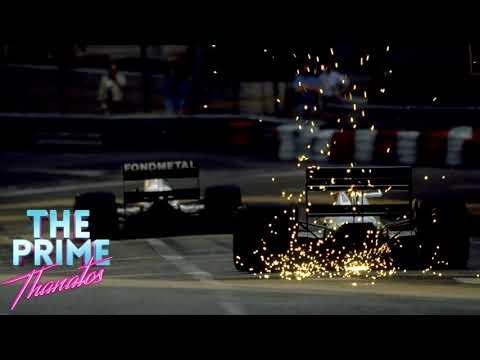 Turbo Knight - Powerdrive (Feat Ryan Leslie)