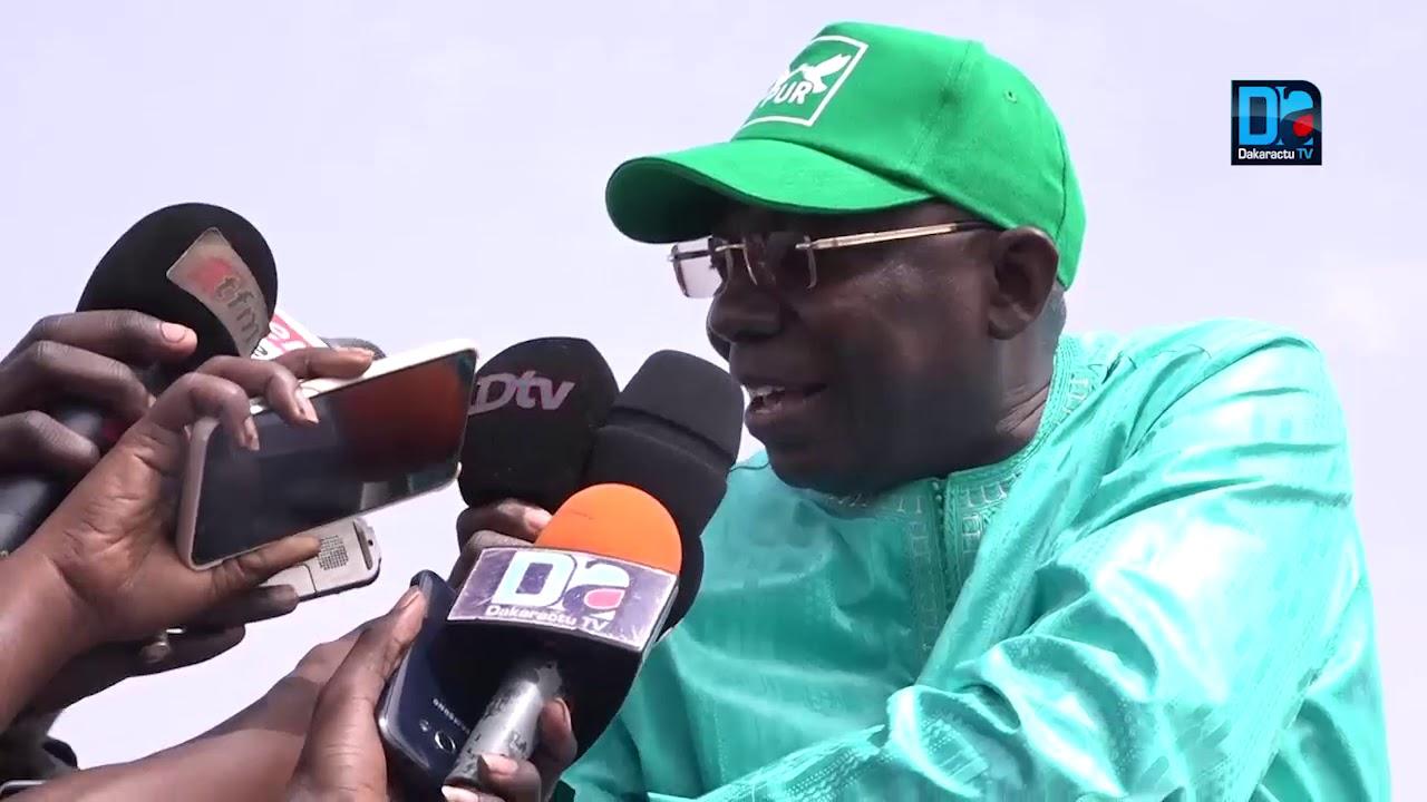 """Présidentielle 2019 / Issa Sall répond à Abdoulaye Wade : """" Les élections se déroulent depuis longtemps, peut-être qu'il parle du scrutin... Je suis un candidat sérieux et je compte battre Macky! """""""