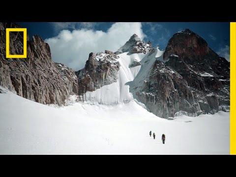 Asia's Forgotten Mountain: Expert Climbers Attempt Grueling Ascent | National Geographic