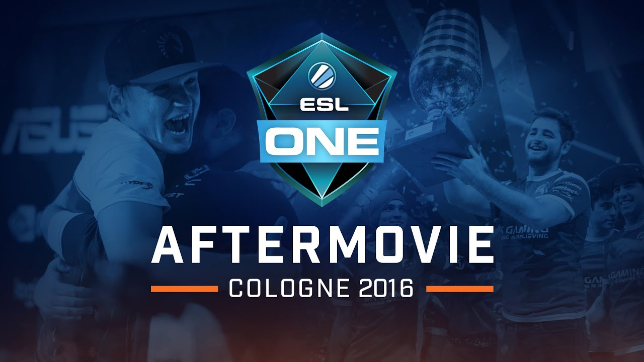 ESL One Cologne 2016 | Official Aftermovie (Counter-Strike: Global Offensive)