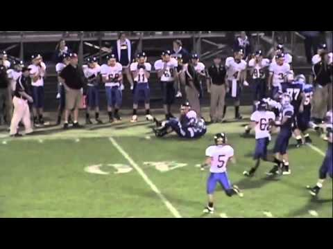 Corey Nelson Football Highlight Reel