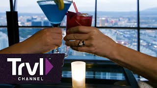 Drinks with Epic Sin City Views - Travel Channel