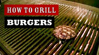 🔥 How to Grill a Burger Recipe by Master Chef Robert Del Grande
