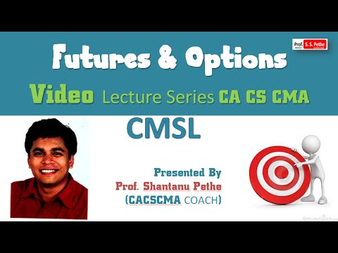 CMSL=Stock Trading = Futures & Options = CS Executive Capital Markets & Securities Laws Jun  Dec 20
