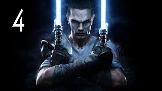 Star Wars: The Force Unleashed 2 - Walkthrough Part 4 Gameplay