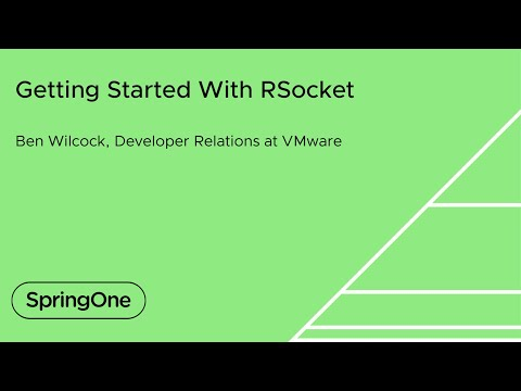Getting Started With RSocket