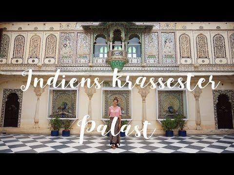 Indiens Schönster Palast - UDAIPUR - Indien VLOG#21