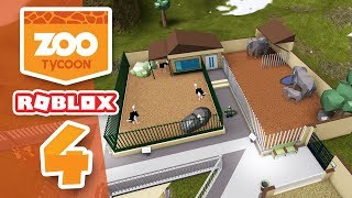 HUGE EXPANSION - Roblox Zoo Tycoon #4