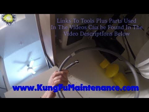 Broken CFG Moen Faucet Parts Survival Phone Number To Call To Get Replacement Parts For Free