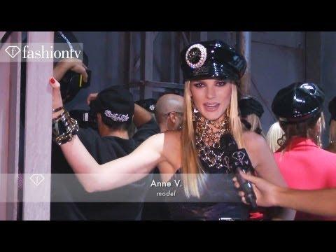 Dsquared2 Backstage ft Michael Buble, Anne V at Spring/Summer 2013 Milan Fashion Week   FashionTV