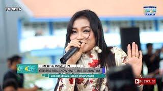 Gerimis Melanda Hati - Ina Samantha - OM Sera Live SMKN 1 Kediri 2017