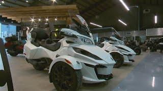 Spyder et véhicules hors route populaires cet été