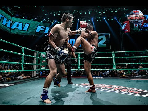 MUAY THAI FIGHTER  [ Thai Ver ] - วันที่ 08 Jul 2019
