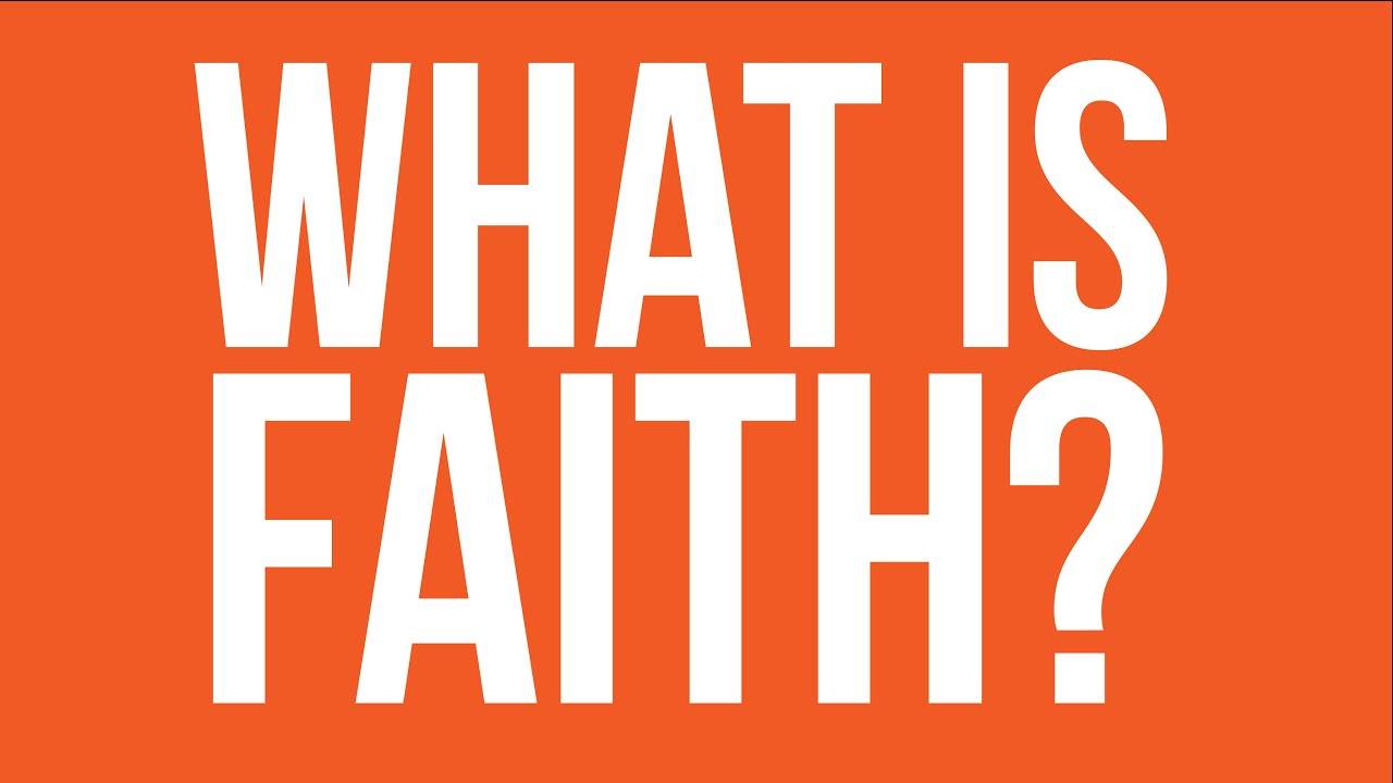 Image result for what is faith