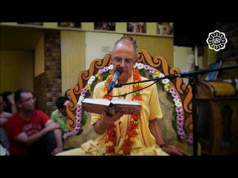 Бхагавад Гита 9.3 - Бхакти Вигьяна Госвами