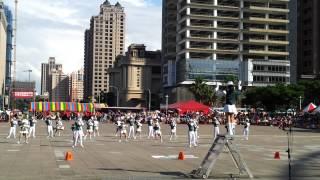 2014 桃園國際管樂嘉年華 - 香港沈香林紀念中學步操樂團