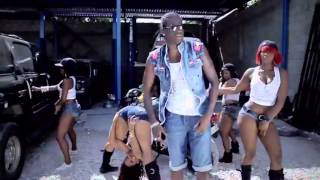 Aidonia - Tan Tuddy (Offical Music Video) July 2012 @Cobra93_DHQ