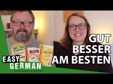 Comparatives und Superlatives 2 | Super Easy German (64)