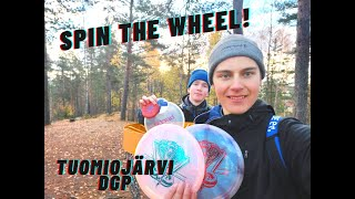 SPIN THE WHEEL CHALLENGE!