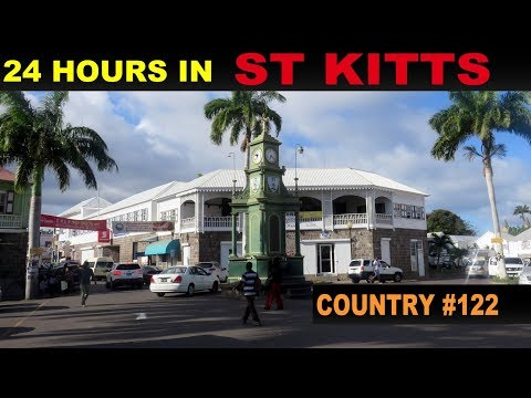 A Tourist's Guide to St. Kitts
