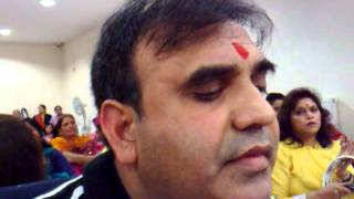 Jis din maiya ji tera darshan hoga ( Jhilmil sitaro ka ) in Durga Mandir by Harish Happy