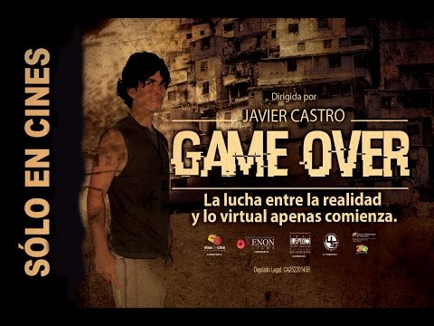 GAME OVER. la pelicula