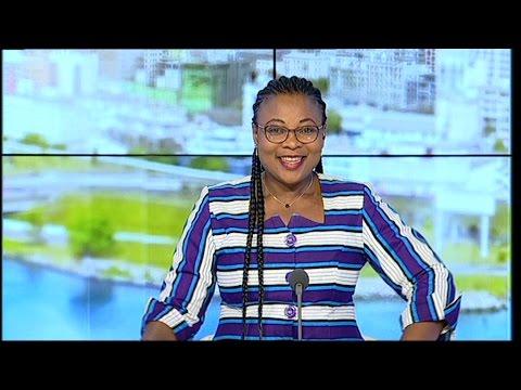 Le 13 Heures de RTI 1 du 19 Mai 2017 avec Delphine Gbla