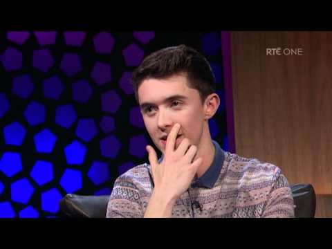 Ryan O'Shaughnessy on that girl, that song and BGT